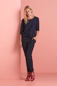 Only M Broek - Sensitive Navy