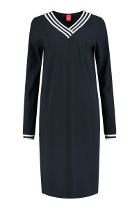 Only M Kleid - Sporty Chic Navy