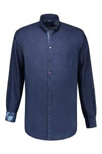 Colours & Sons - Denim Hemd