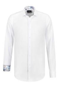 Corrino Hemd - Oxford Weiß