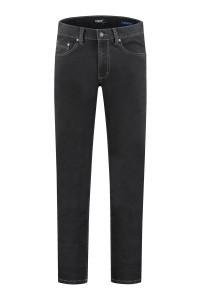 Pioneer Jeans Rando - Dark grey Structure