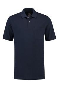 Kitaro Poloshirt – Marine