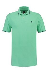 Kitaro Poloshirt - Light Green