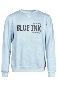 Replika Jeans Pullover - Blue Ink