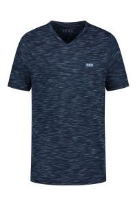 SOHO T-Shirt - Denim Blue Melange