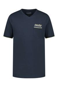 SOHO T-Shirt - Laguna Beach Navy