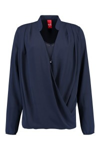Only M - Bluse Navy