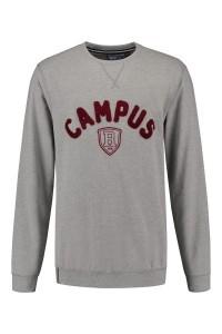 Replika Jeans Sweater - Campus Grey