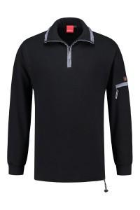 North 56˚4 Sportsweater Ottoman - Schwarz