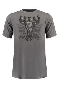 Kitaro T-shirt - Texas Skull