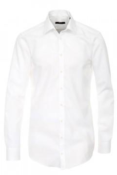 Venti Slim Fit Hemd Weiß