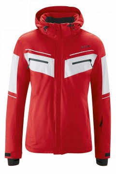 Maier Sports - Ski Jacke Podkoren Tango Red