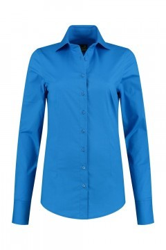 Sequoia - Basic Bluse Blau