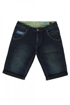 Cars Jeans Shorts - Champs Denim Blue Black