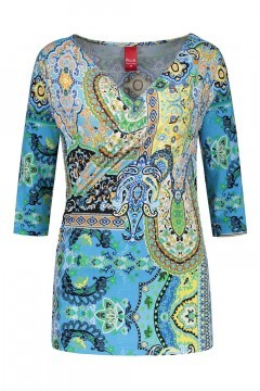Only M - Wickeltop Paisley