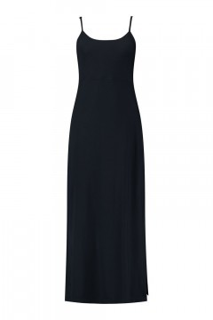 Only M - A-Linie Kleid Sporty Chic Navy