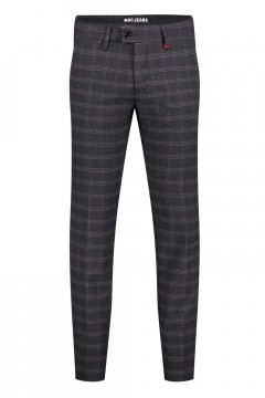 MAC Jeans - Lennox Night Blue Check