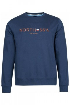 North 56˚4 Pullover - Since 1998 Navy
