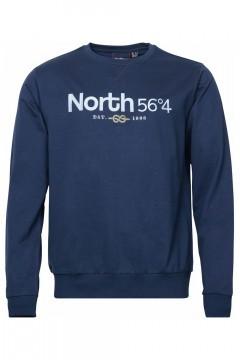 North 56˚4 Pullover - Knot Navy