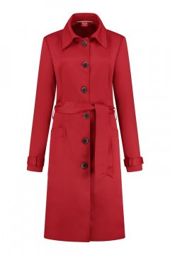 Only M Trenchcoat - Dolce Rot