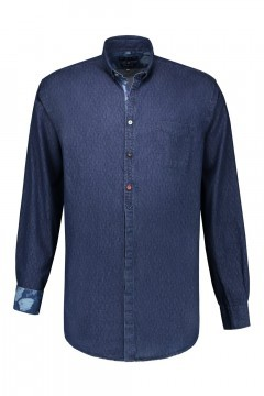 Colours & Sons - Denim Hemd