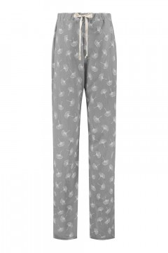 We Love Long Legs - Pyjamahosen Ginkgo Grey