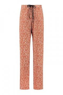 We Love Long Legs - Pyjamahosen Autumn Dream Orange