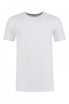 Kitaro T-Shirt - Basic Weiß