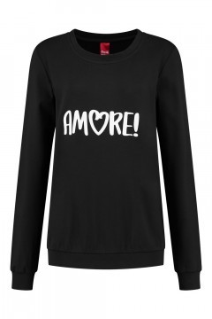 Only M - Pullover Amore Schwarz