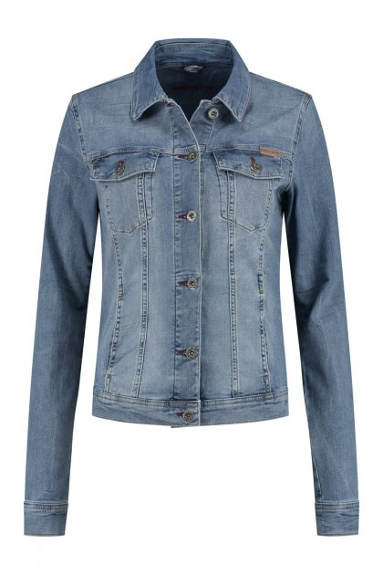 Blue Fire - Jeansjacke Gipsy Pacific Used