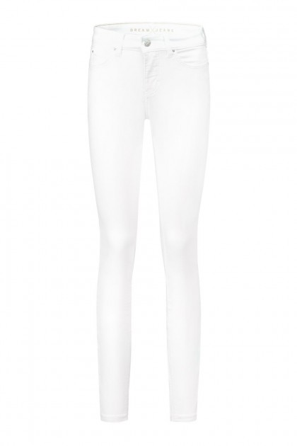 MAC Jeans Dream Skinny - White Denim