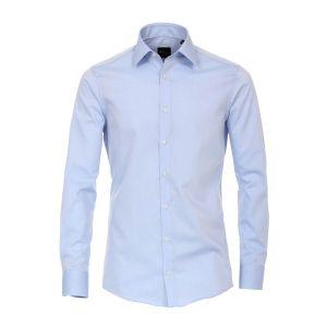 Venti Modern Fit Hemd Hellblau