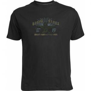 Replika Jeans T-Shirt - Denim Goods Black
