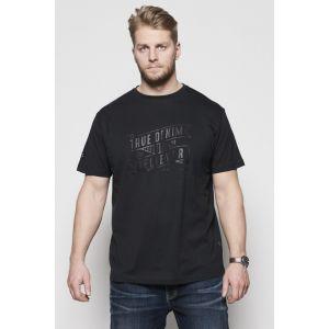 Replika Jeans T-Shirt - True Denim Black