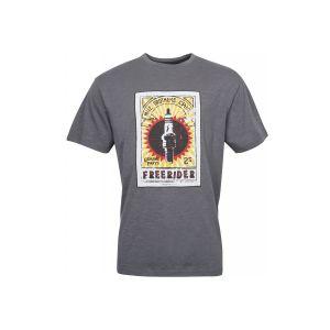 Replika Jeans T-Shirt - Freerider Grey