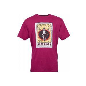 Replika Jeans T-Shirt - Freerider Carmine