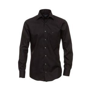 Casa Moda Modern Fit Hemd - Schwarz