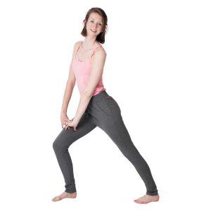 We Love Long Legs - Jogginghose Grau