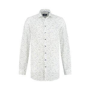 Ledûb Modern Fit Hemd - Cool Dots