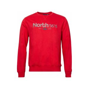 North 56˚4 Pullover - Knot Red
