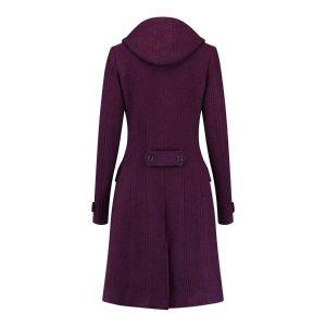 Only M Wintermantel - Violett
