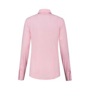 Only M - Bluse Righe Pink