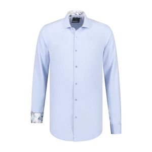 Corrino Hemd - Oxford Blau