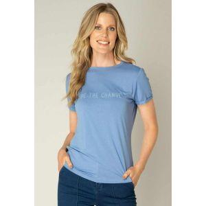 Yest Shirt - Yalba Sky Blue