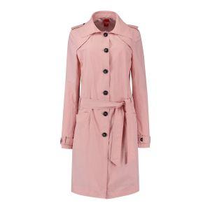 Only M Trenchcoat - Imprime Rosa